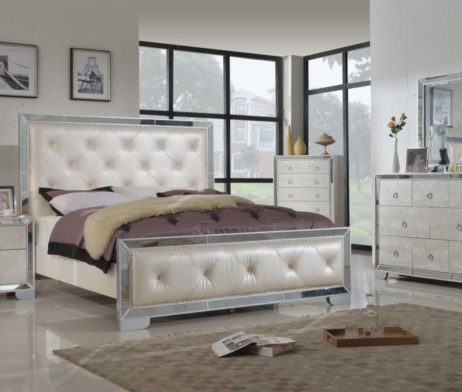 Florence Bedroom set | 现代家私|Modern Life Home Inc.|Modern ...