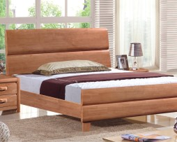 All Solid Wood Beds