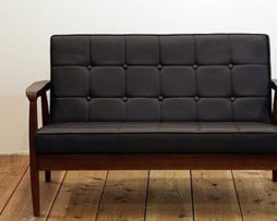 Solid Wood Sofa