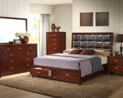 #355BC 8PC King Bedroom Set