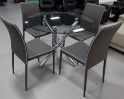 #DT-17 Round Dining Table
