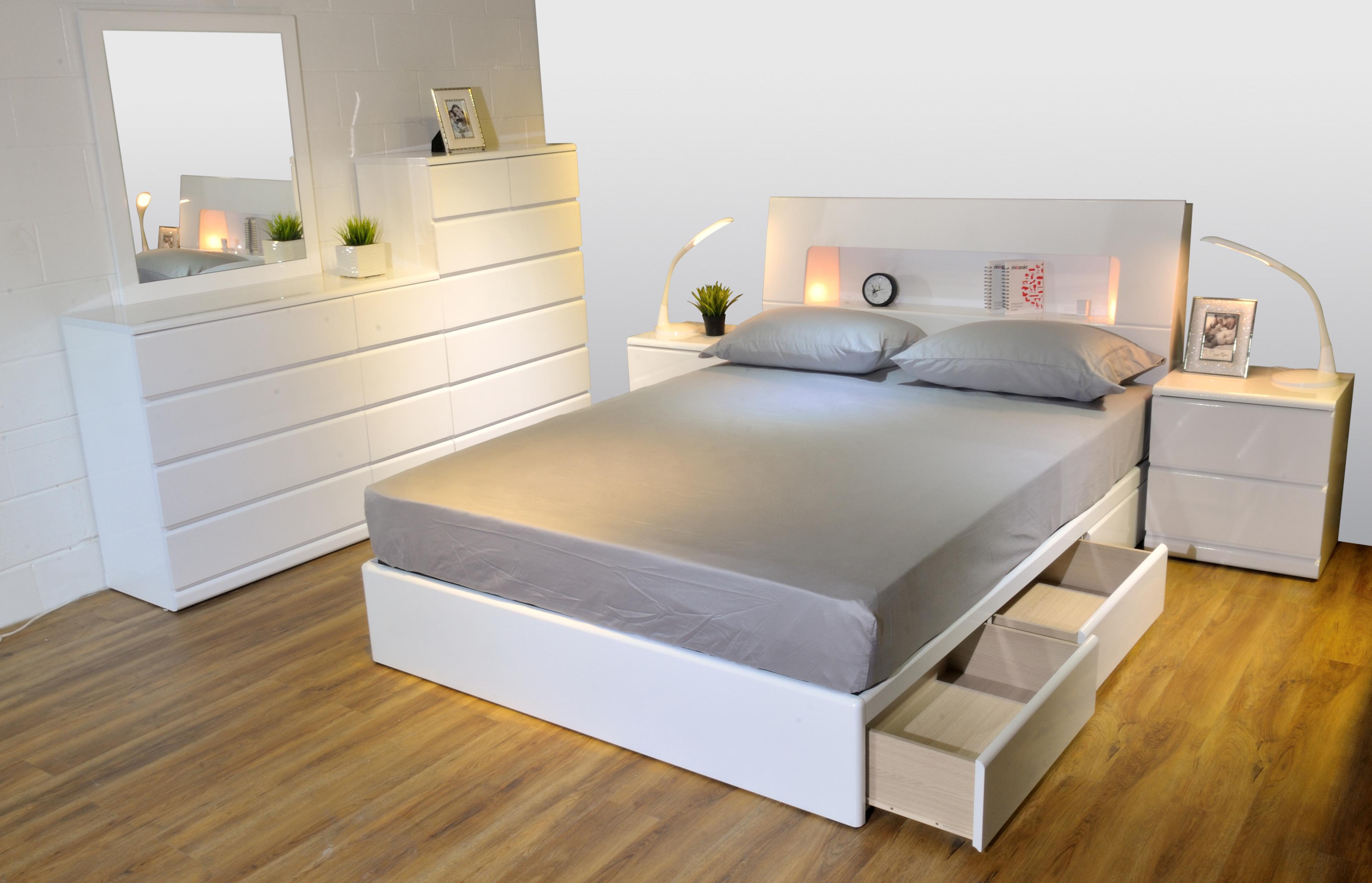 all storage beds 现代家私 modern furniture toronto 多伦多现代家具
